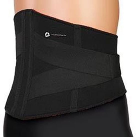 Picture of Thermoskin® Lumbar Support, Black, M