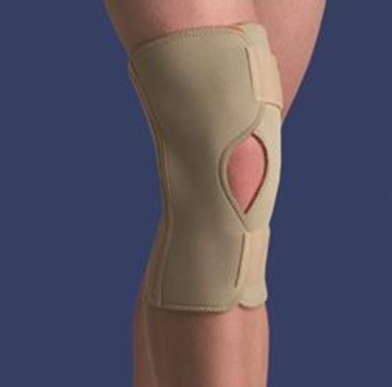 Picture of Thermoskin® Open Knee Wrap Stabilizer, Beige, 3XL