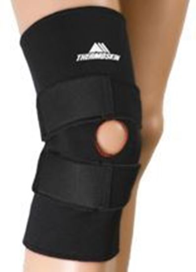 Picture of Thermoskin® Patella Tracking Stabilizer, Black, XL