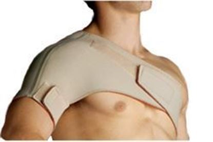 Picture of Thermoskin® Sports Shoulder, Beige, L