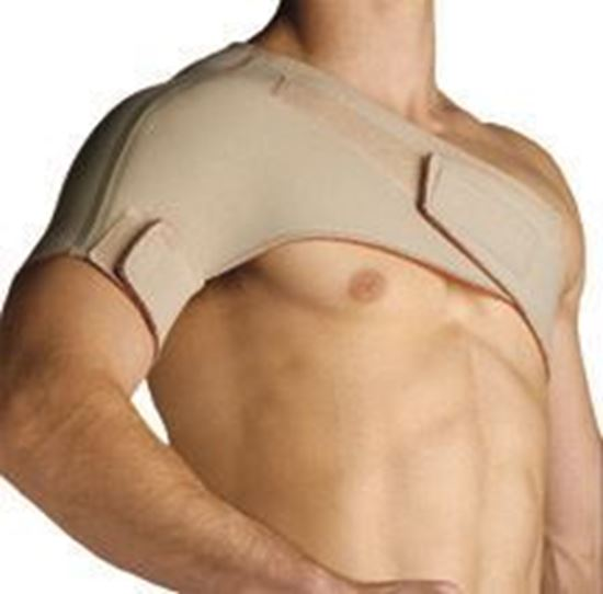Picture of Thermoskin® Sports Shoulder, Beige, M