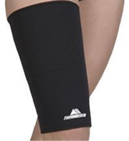 Picture of Thermoskin® Thigh Hamstring, Black, M