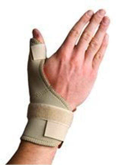 Picture of Thermoskin® Thumb Stabilizer, Beige, S