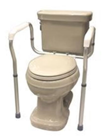 Picture of Toilet Safety Frame(Retail box)