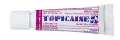 Picture of Topicaine® 5%, Topical Anesthetic, 10 gr/tube, ea