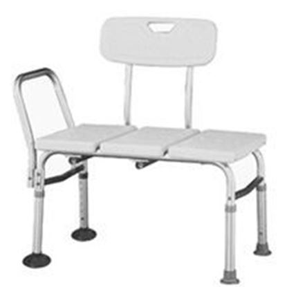 Picture of Transfer Bench, Weight Capacity 350lb