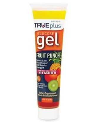 Picture of TRUEplus® Glucose Gel, Fruit Punch