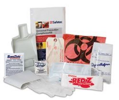 Picture of Universal Precautions Compliance Kit (Poly Bag)