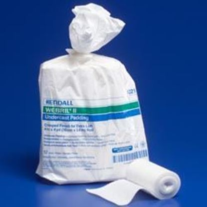 "Picture of Webril™ Cotton Undercast Padding, 3"" x 12', Crimped Finish, Non-Sterile"