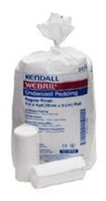 "Picture of Webril™ Cotton Undercast Padding, 3"" x 12', Regular Finish, Non-Sterile"