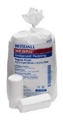 "Picture of Webril™ Cotton Undercast Padding, Regular Finish, 2"" x 12'"