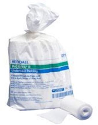 "Picture of Webril™* Cotton Undercast Padding, Crimped Finish, 4"" x 12'"