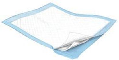 """Picture of Wings™ Fluff Underpad, 23"""" x 36"""", Moderate Absorbency"""
