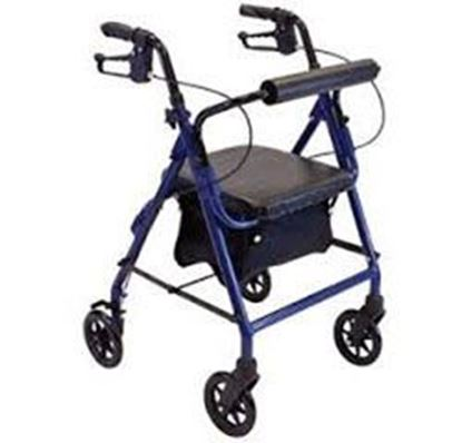 Picture of ProBasics™ Junior Rollator with 6-inch Wheels, Blue