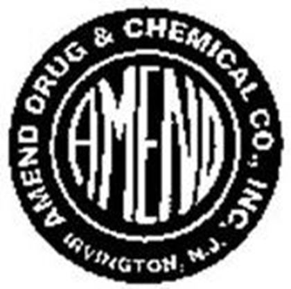 Picture for manufacturer Amend Drug & Chemical Co