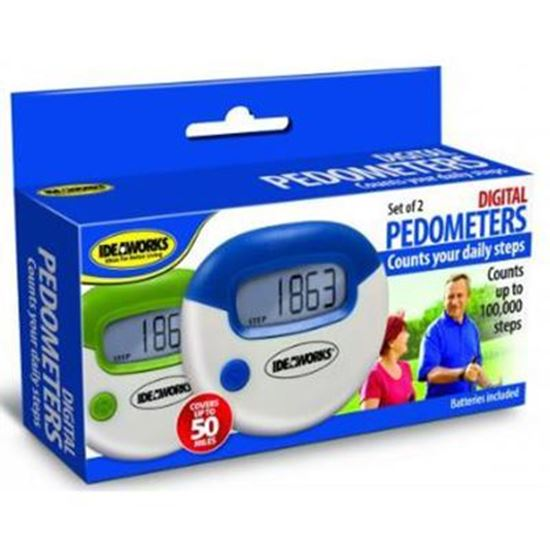 Picture of Digital Pedometers, Set of 2
