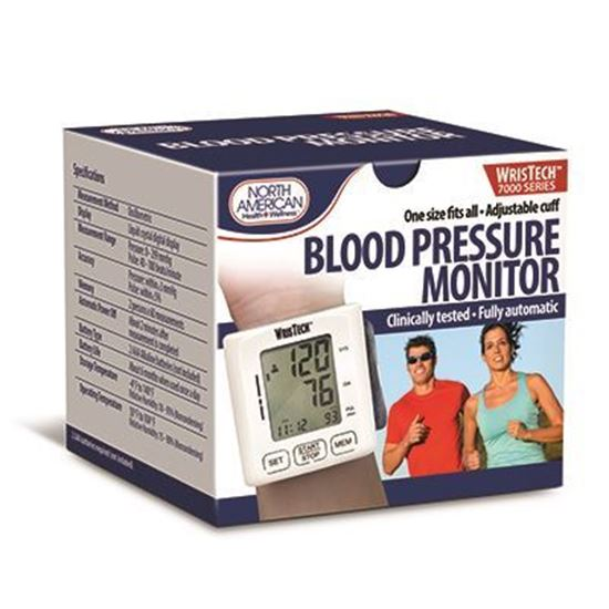 Picture of Wristech Digital Wrist Blood Pressure Monitor