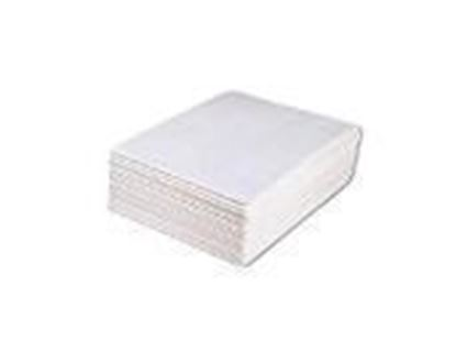 "Picture of Drape Sheet, 2 Ply Tissue, 40"" x 72"", White"
