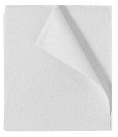 "Picture of Drape Sheet, 3 Ply Tissue, 40"" x 48"", White"