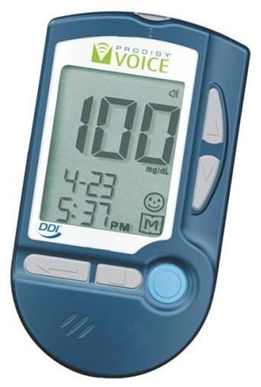 Picture of Prodigy Voice® Blood Glucose Monitoring System