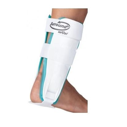 "Picture of Surround™ Gel Ankle Support, Height 10"", Large"