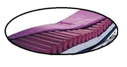 """Picture of 8"""" Low Air Loss Mattress, Legacy Pro Alternating Pressure Pump"""