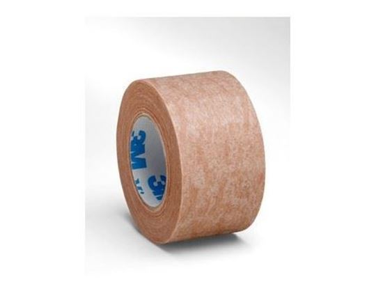 """Picture of 3M™ Micropore™ Tan Paper Surgical Tape 1"""" x 10 yd"""