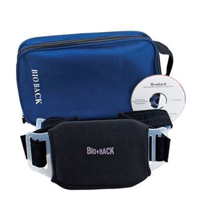 Picture of Bioback Standard Padded Sleeve Back Brace, Adjstbl