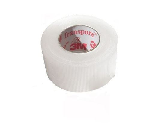 Picture of 3M™ Transpore™ Surgical Tape, 1 inch x 10 yards
