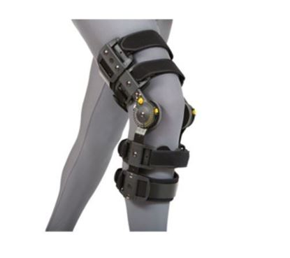 "Picture of VertaLoc® MAX OA Knee Brace, 2XL, 23""-26"", Left"