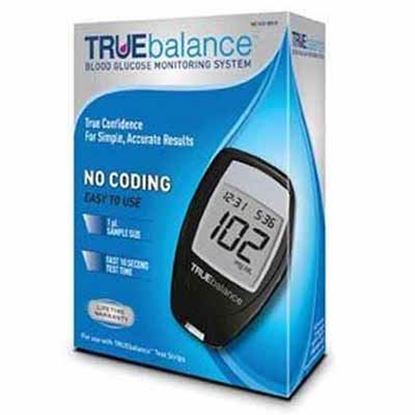 Picture of TRUEbalance™ Blood Glucose Monitoring System
