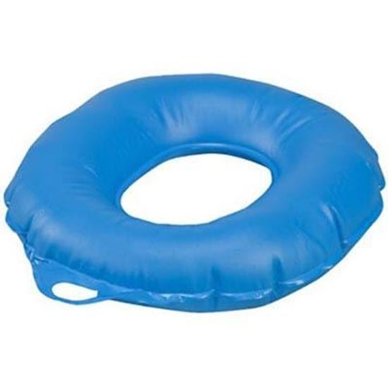 """Picture of DMI® Inflatable Vinyl Ring, 16"""" (donut)"""