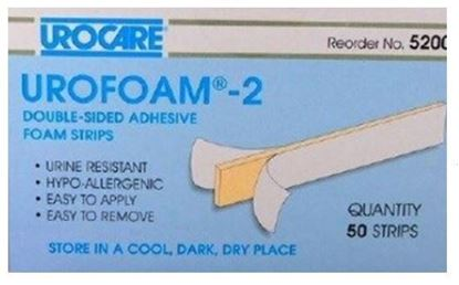 Picture of Urofoam® Double-Sided Adhesive Foam Strips