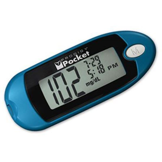 Picture of Prodigy Pocket®Blood Glucose Monitoring System, Blue