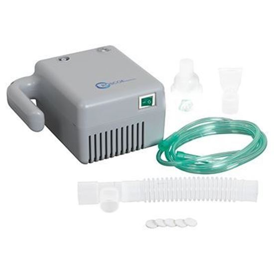Picture of Rite-Neb 4 Nebulizer Compressor System with Disposable Neb Kit