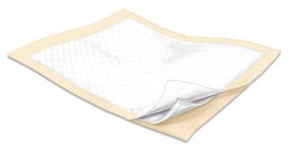 "Picture of Wings™ Plus (Fluff and Polymer) Underpad, 23"" x 36"", Heavy Absorbency"